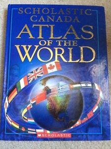 Children's Atlas and Dictionary Kitchener / Waterloo Kitchener Area image 5