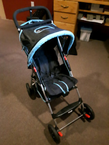 Space saver stroller