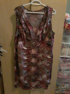 Euc- wore twice women's size 16/18 dress