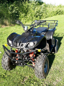 2010 160cc atv $1000 obo or trade for dirt bike