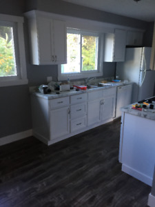 3 bedroom upstairs apartment NEW utilities Included!