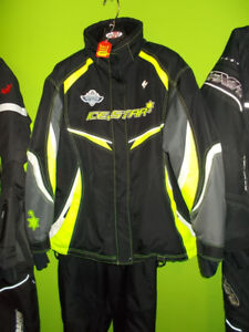 Floater Jacket & Pants - ICE STAR - Ladies 14 at RE-GEAR
