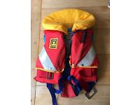 Crewsaver toddler lifejacket