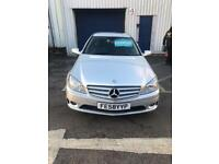 Mercedes Benz CLC 220 CDI 58 plate