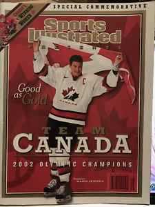 2002 Sports Illustrated Special Commemorative Edition