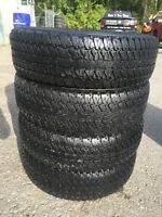 4-P235/75/16 Firestone destination A/T
