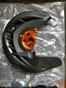 *KTM Front Brake Guard New*