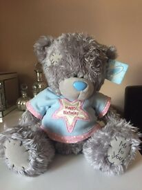 Tatty Ted Me To You Happy Birthday Bear