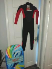 wet suit for child