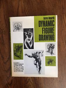 DYNAMIC FIGURE DRAWING by Burne Hogarth