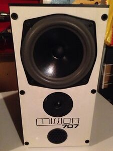 MISSION  707 Speakers