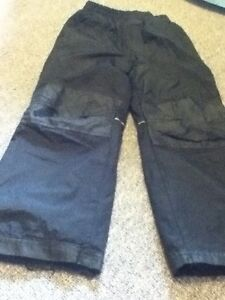 Unisex size 6 snow pants