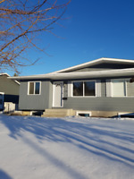 Very large 5 bdrm full half duplex. Great eastside location!