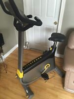 Livestrong LS5.0U Upright Exercise Bike