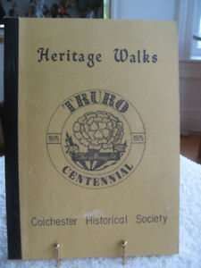 TRURO CENTENNIAL [1975] HERITAGE WALKS [SIGNED ISSUE]