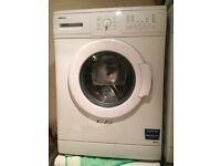 Beko washing machine 6kg 1100rpm FREE LOCAL DELIVERY AND FITTING