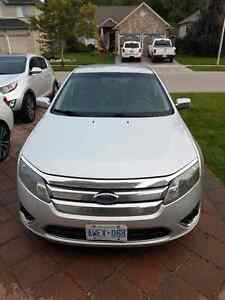2010 Ford Fusion SEL Sedan London Ontario image 2