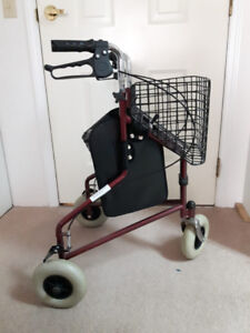 Tricycle walker shopper - Never Used