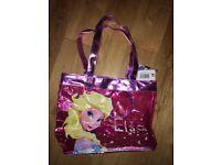 Disney's Frozen Elsa Shoulder Bag (Pink)