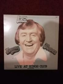 Jimmy Jones 12in Vinyl Album.