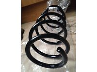 Front spring for Ford Fiesta 2009