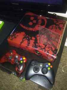 """Limited edition """" gears of war"""", 2011 i Believe."""