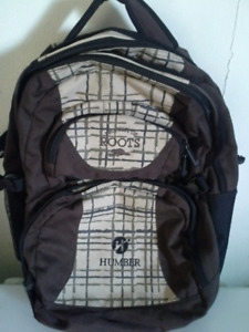 Brand new Roots backpack best offer owns it today asap