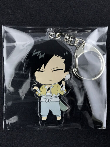 Fullmetal Alchemist SD Acrylic Key Holder Ring SWEETS PARADISE Ling Yao