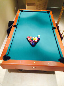 Pool table for Sale OBO