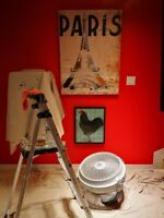 need some paint on the wall ? - give me  a call-painter for hire
