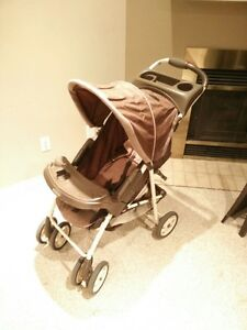 Pink Cargo Stroller in Excellent Condition for only $39.99