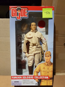 G I JOE FOREIGN SOLDIER