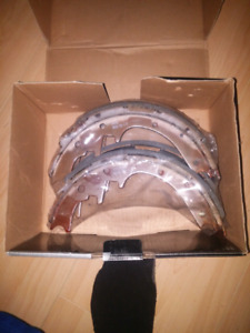 Brand new brake shoes