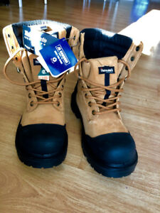 Steel toe Shoes/Boots, Men US Size 9.5, Brand New
