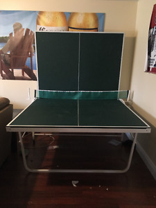 Regulation Size Ping Pong Table