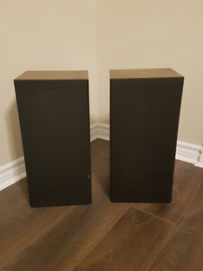 Used Vivid EM110 2-Way Floor Standing Speakers – Pair