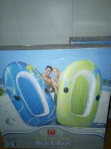 NEW...  2 Inflatable boats