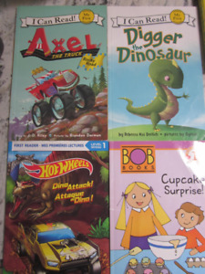 Readers - Set of 4 various - Excellent Condition!