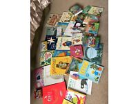 Huge children's book bundle....excellent condition, some are NEW