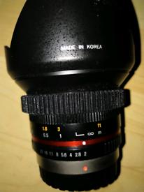 Samyang 12mm | Camera Lenses for Sale - Gumtree
