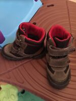 Geox toddler girls boys winter boots size 5.5  6.5