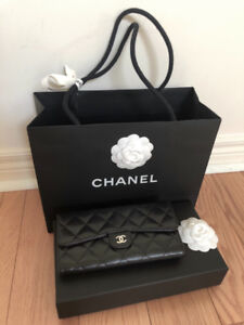Chanel Classic Long Flap Wallet for sale