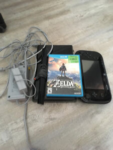 Wii U For Sale (Breath of the Wild included)
