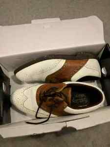 Size 10/5 FT golf shoes Kitchener / Waterloo Kitchener Area image 2