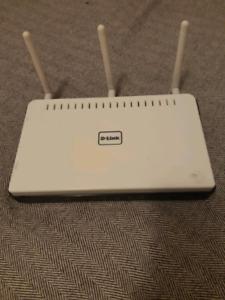 D-Link DIR655 Wireless Router