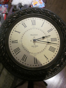 Bombay Clock - Beautiful & Perfect Condition!