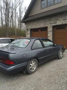 1993 Mercury Other Coupe (2 door)