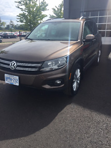 2015 Volkswagen Tiguan Highline w/ Technology Package
