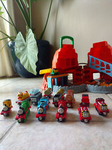 Thomas Tank Engine Sodor Mining Co. Take Along set