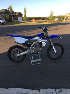 2014 YZ450F Low Hours REDUCED